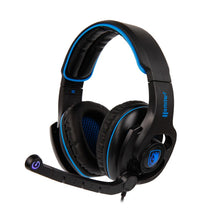 Load image into Gallery viewer, SADES Hammer Virtual 7.1 Gaming Headphone with mic