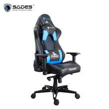 Load image into Gallery viewer, SADES Pegasus (Blue) High Quality Professional Gaming Chair