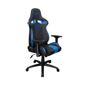 SADES Sirius (Blue) Professional Premium Quality Leather Gaming Office Chair