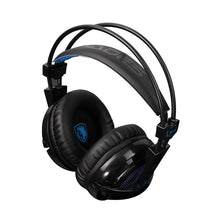 Load image into Gallery viewer, SADES Locust Plus Virtual 7.1 Gaming Headphone with mic