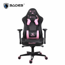 Load image into Gallery viewer, (Limited Edition) SADES Unicorn (Pink) Professional Leather Gaming Chair