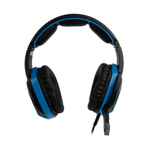 SADES LUNA Virtual 7.1 Surround Sound Gaming Headset USB Headphones In-line Remote Gamer