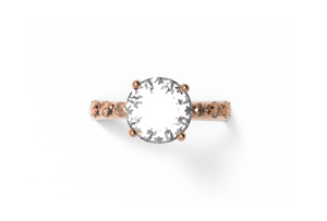 Vyeta Diamond Engagement Ring | Dearest