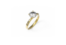 Load image into Gallery viewer, Vyeta Diamond Engagement Ring | Dearest