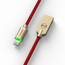 Load image into Gallery viewer, MCDODO Lightning Bolt - Smart Braided Charging Cable