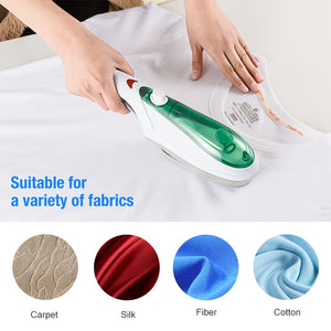 Wrinkle-Off™- Portable Clothes Steamer