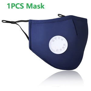 Reusable Mask for Face - Best Face Mask - Reusable Anti-Pollution