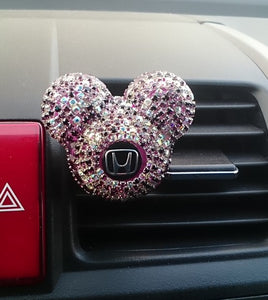 LUXURY CAR LOGO AIR FRESHENER (REFILLABLE)