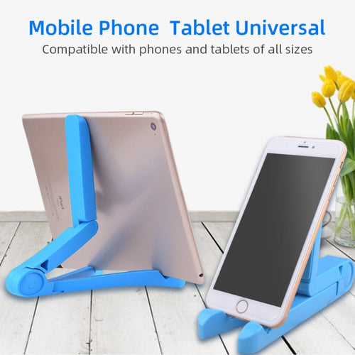 Fold-able Tablet Holder