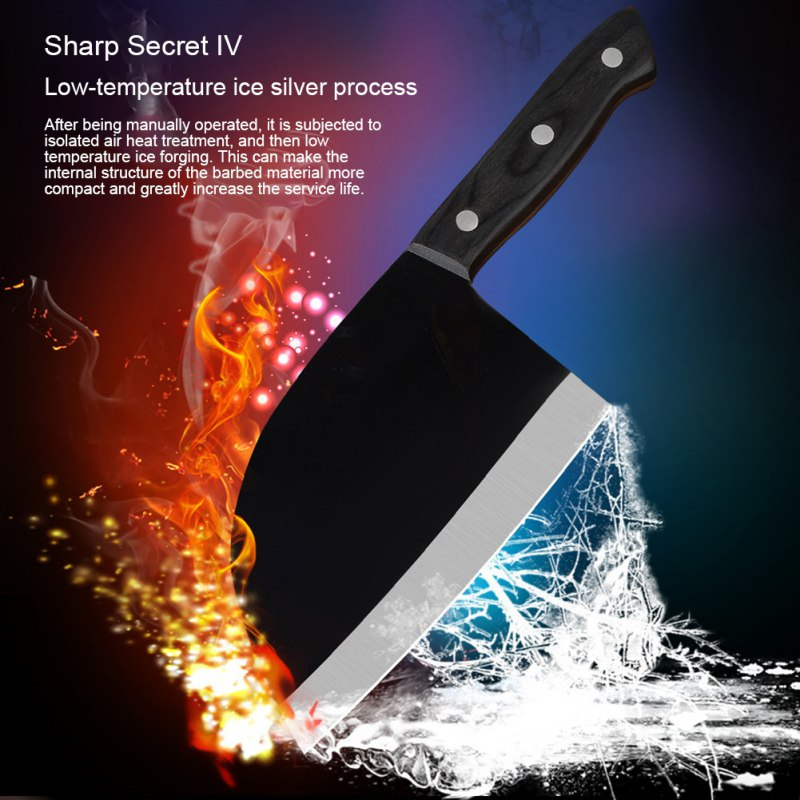 Serbian Chef Knife - Chopping Knife