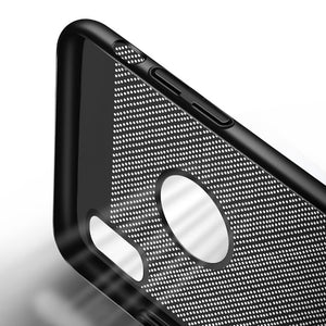 Ultra-thin Cooling Breathing Phone Case For iPhone