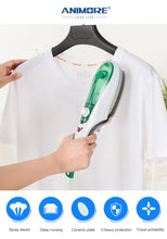 Load image into Gallery viewer, Wrinkle-Off™- Portable Clothes Steamer