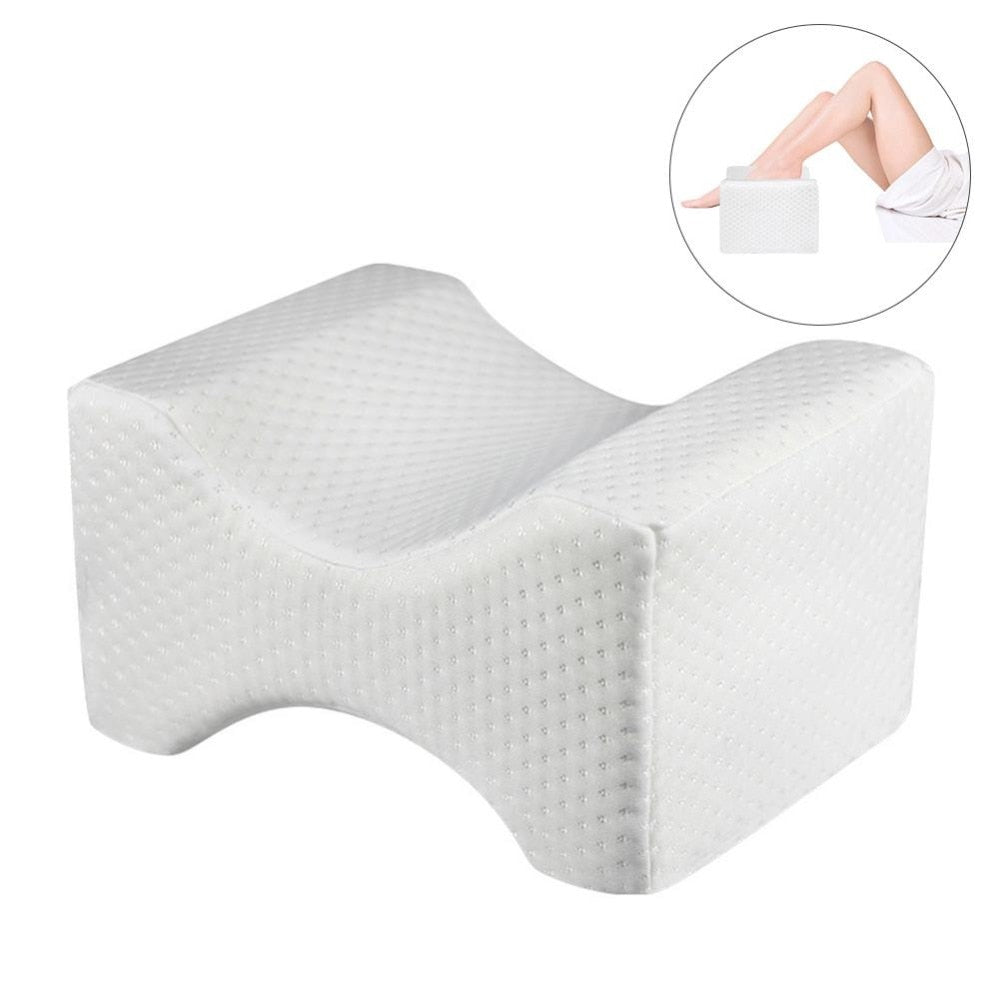 SleepRelief™ Orthopaedic Memory Foam Leg Pillow