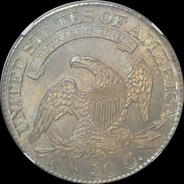 1825 Capped Bust Half Dollar NGC MS66