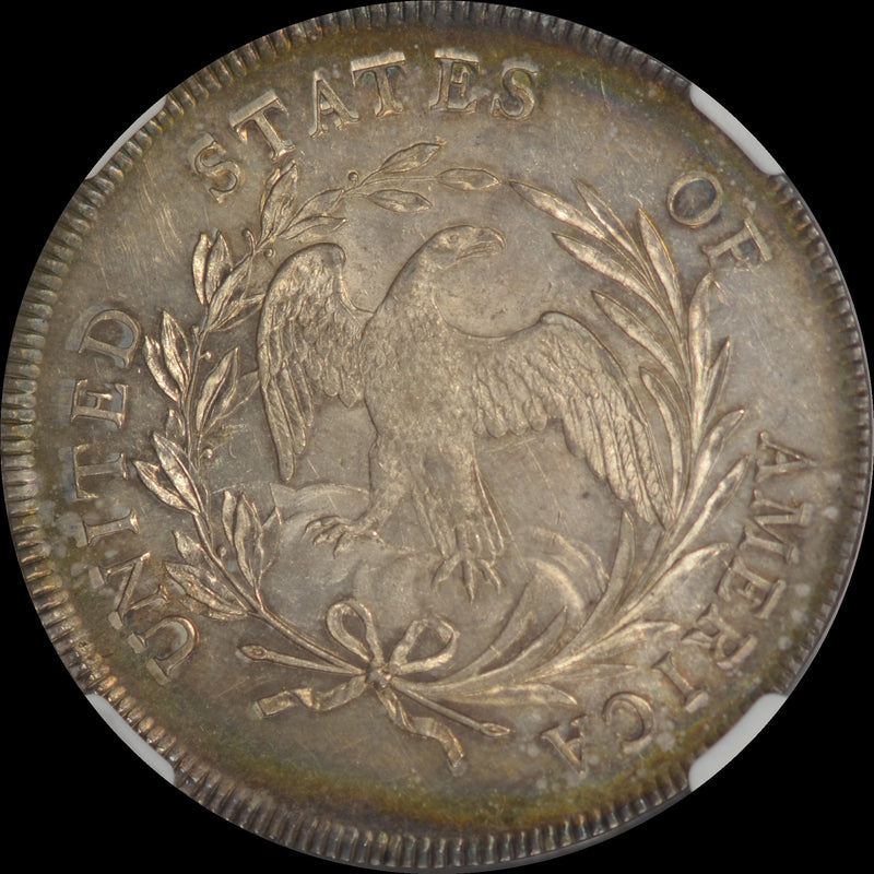 1796 Draped Bust Dollar NGC MS64 Small Date & Letters