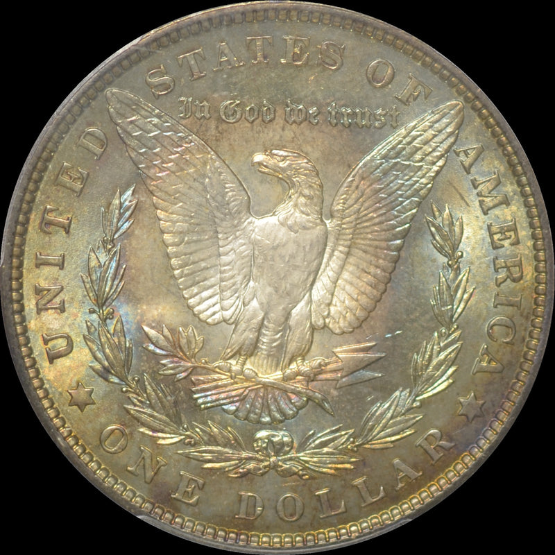 1901 Morgan Silver Dollar PCGS MS64