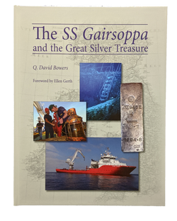 The S.S. Gairsoppa and the Great Silver Treasure