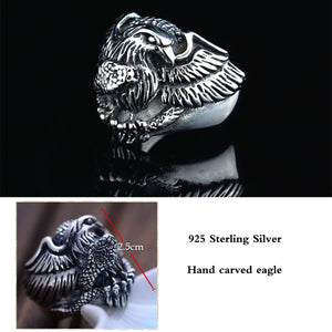 Eagle Snake Dispute Ring