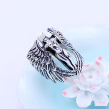 Load image into Gallery viewer, Holy Headless Guardian Angel Ring