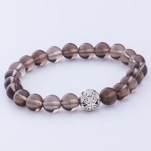 Load image into Gallery viewer, Smoky Crystal Bracelet