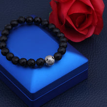 Load image into Gallery viewer, Classic Black Onyx Bracelet