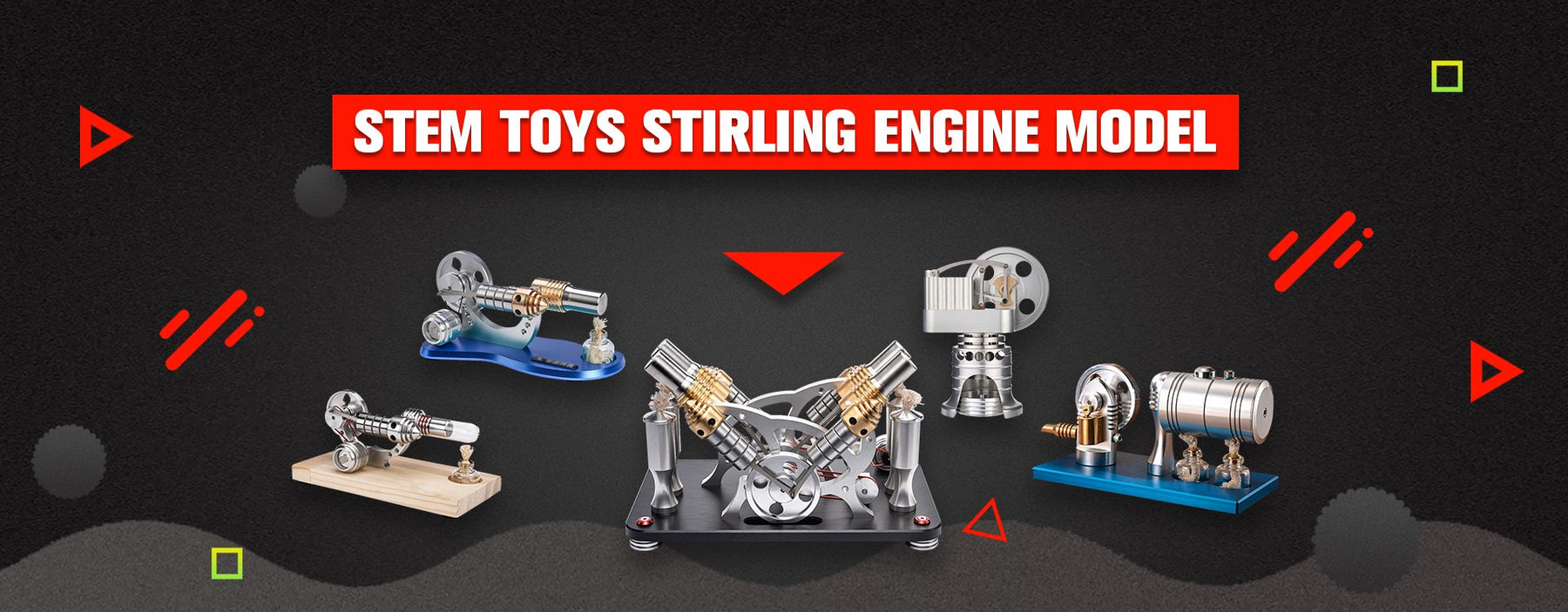 Introduction of Stirling Engine