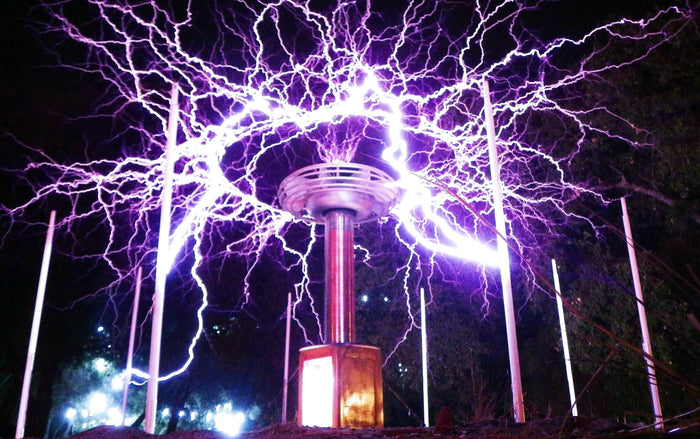 Tesla Coil in Education& Entertainment