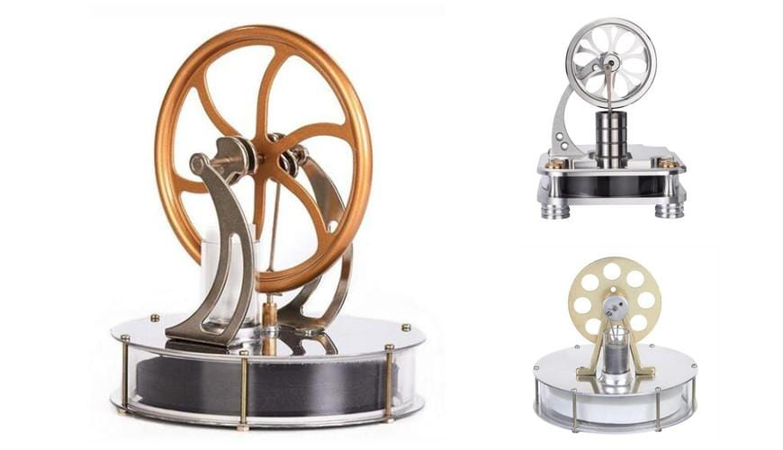 What is a LTD Stirling engine?
