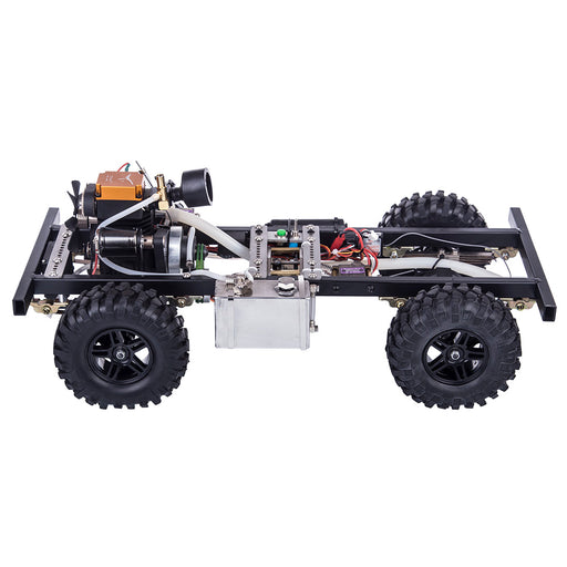 1:10 Fuel Model Car Set (Frame + Toyan Engine + Toyan Engine Parts + Remote Controller) - stirlingkit