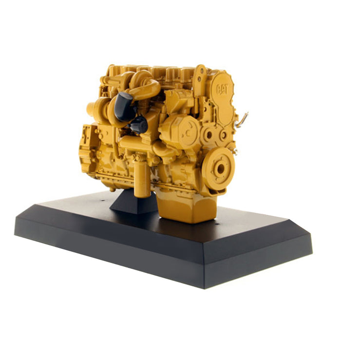 1/12 Caterpillar C15 ACERT Diesel Engine Alloy Simulation Engine Model - stirlingkit