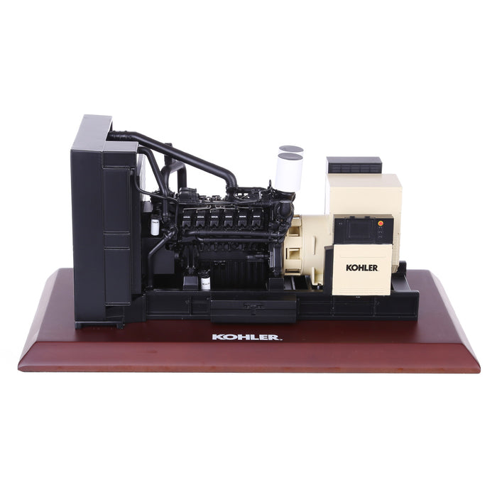 1:20 Kohler Engine Diesel Generator Model - stirlingkit