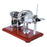 16 Cylinder Stirling Engine Model Creative Motor Engine Generator Toy Engine - stirlingkit