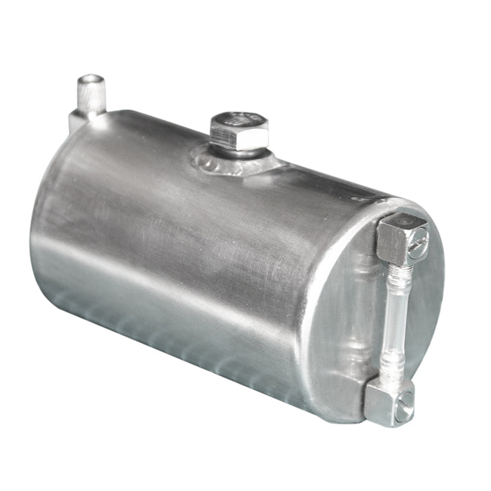 140ML/185ML Metal Fuel Tank for Gas Powered RC Car /Methanol Gasoline Engine Model - stirlingkit