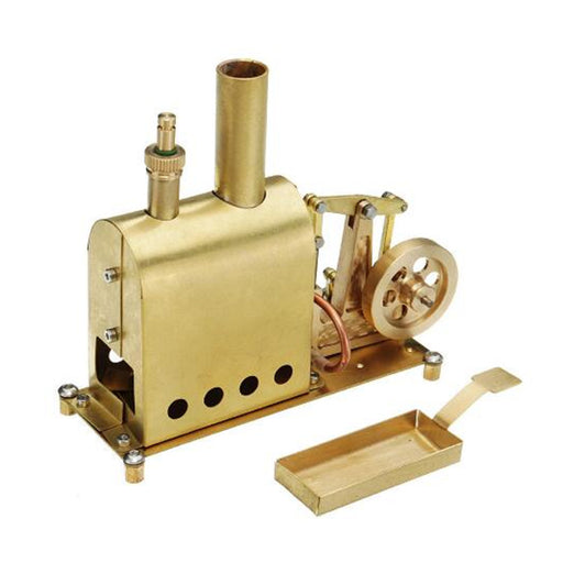 Mini Steam Boiler Steam Engine Model Gift Collection DIY Stirling Engine - stirlingkit