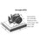M12 2.6cc Mini 4 Stroke Gasoline Engine Model Water-cooled Cooling Structure - stirlingkit