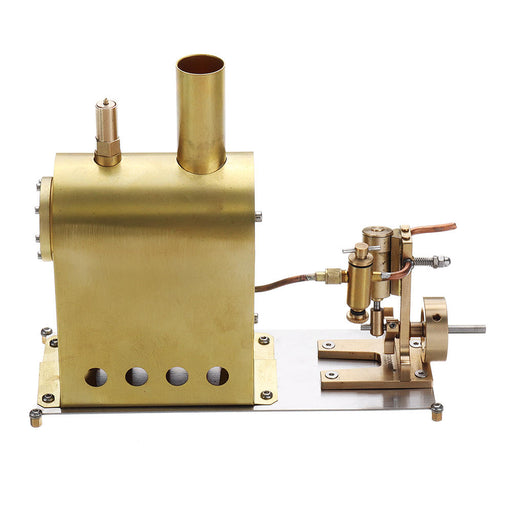 M1B Steam Boiler Single Cylinder Steam Engine Stirling Engine - stirlingkit