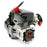 45CC 2 Stroke 4 Bolt Engine RC Engine Gas Engine For 1/5 Rovan LT LOSI RC Car - stirlingkit