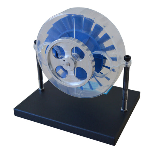 Single stage Steam Turbine Model Physics Experiment Science STEM Toy - stirlingkit