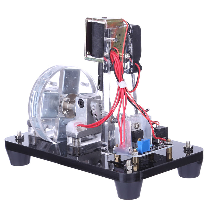 High Power Single Coil Electromagnet Reciprocating Motor Physical Experiment Model - stirlingkit