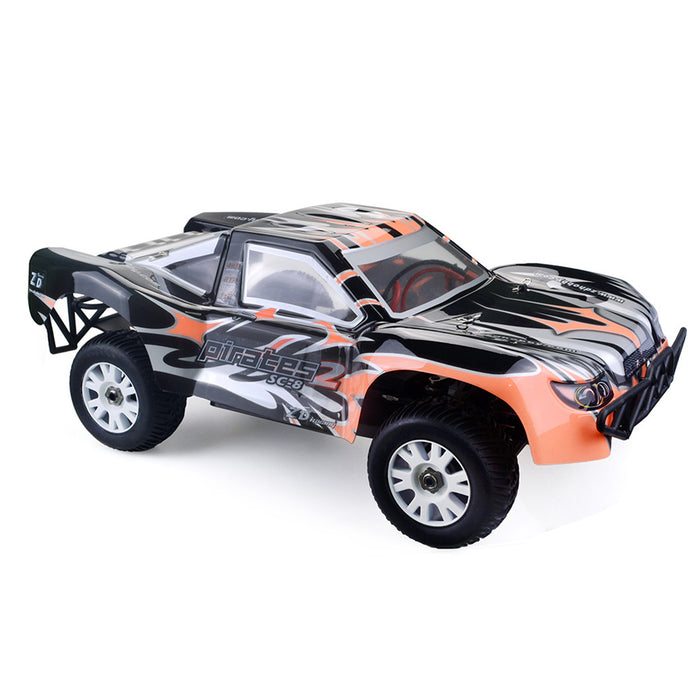 ZD Racing 9203 1/8 4WD 90KM/H RC Brushless Electric Vehicle Short Course Truck - RTR Version - stirlingkit