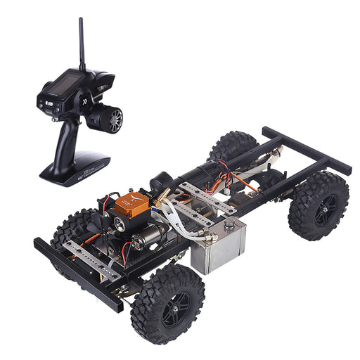 1:10 DIY Modified Nitro RC Car With TOYAN FS-S100A 4 Stroke RC Engine- RTR Version - stirlingkit