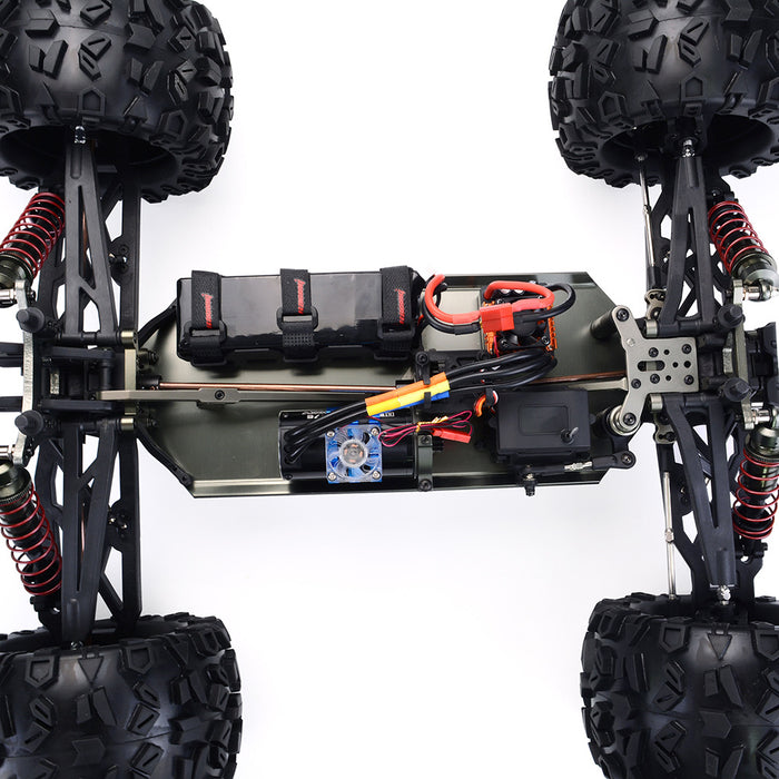 ZD Racing 9021-V3 1/8 2.4G 4WD 80km/h High Speed RC Car Electric Truggy Vehicle RTR Model - stirlingkit