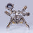 313Pcs DIY Stainless Steel 3D Puzzle Model Set Magnetic Mecha Model Bluetooth Speakers - stirlingkit