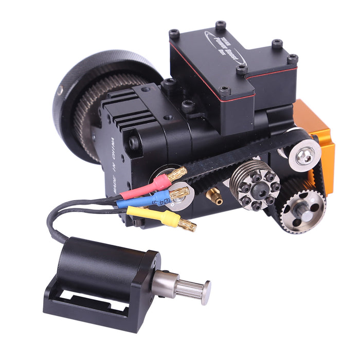 4 Stroke RC Engine Water Cooled Gasoline Model Engine Kit for RC Car Boat Airplane - Toyan FS-S100G(w) - stirlingkit