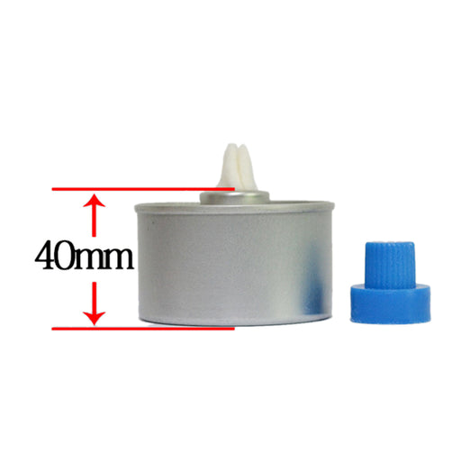 80ml Metal Alcohol Lamp Alcohol Burner Accessory for Stirling Engine Model - stirlingkit