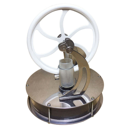 Low Temperature Stirling Engine Kit Big Flywheel Stirling Engine Model-- Stirlingkit - stirlingkit