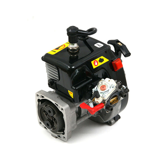 Single cylinder Two stroke 3 hp Gasoline Remote Control Car Short Card 29cc Four-point Fixed Engine For RC Cars Boats - stirlingkit