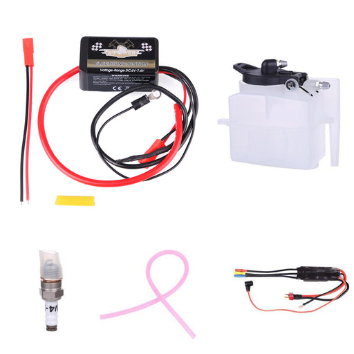 5pcs 4 Stroke RC Engine Start Kit for TOYAN FS-S100G&TOYAN FS-S100G(W) Four Stroke Gasoline Engine - stirlingkit
