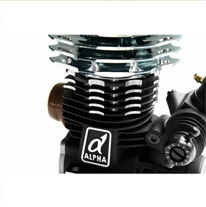 Alpha A852 5+2P .21 3.45cc RC Car Methanol Engine - stirlingkit