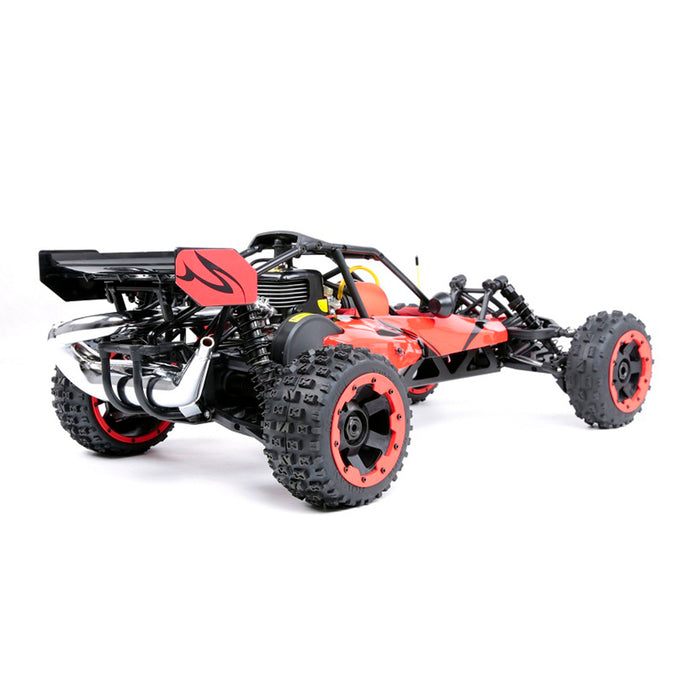Rovan Baja 1/5 2.4G RWD Rc Car 80km/h 29cc Gas 2 Stroke Engine RTR Truck - stirlingkit